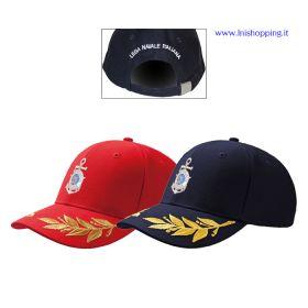 Cappellino Comandante Lega Navale Italiana
